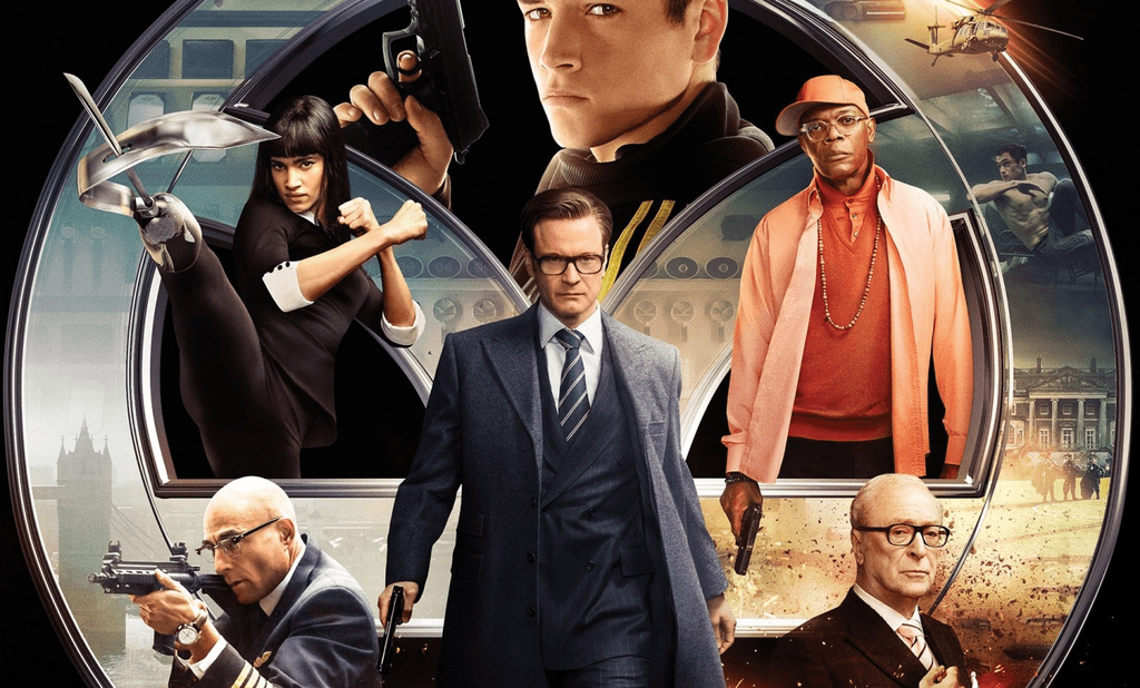 Nonton film Kingsman: The Secret Service (2015) streaming