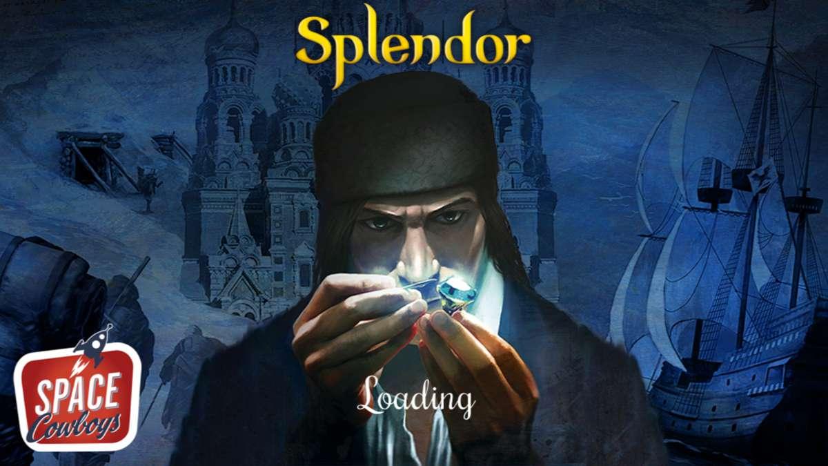 В Steam появилась настольная игра Splendor