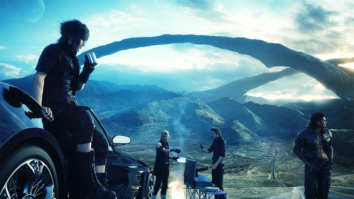 В мире грез – Впечатления от демо Final Fantasy XV