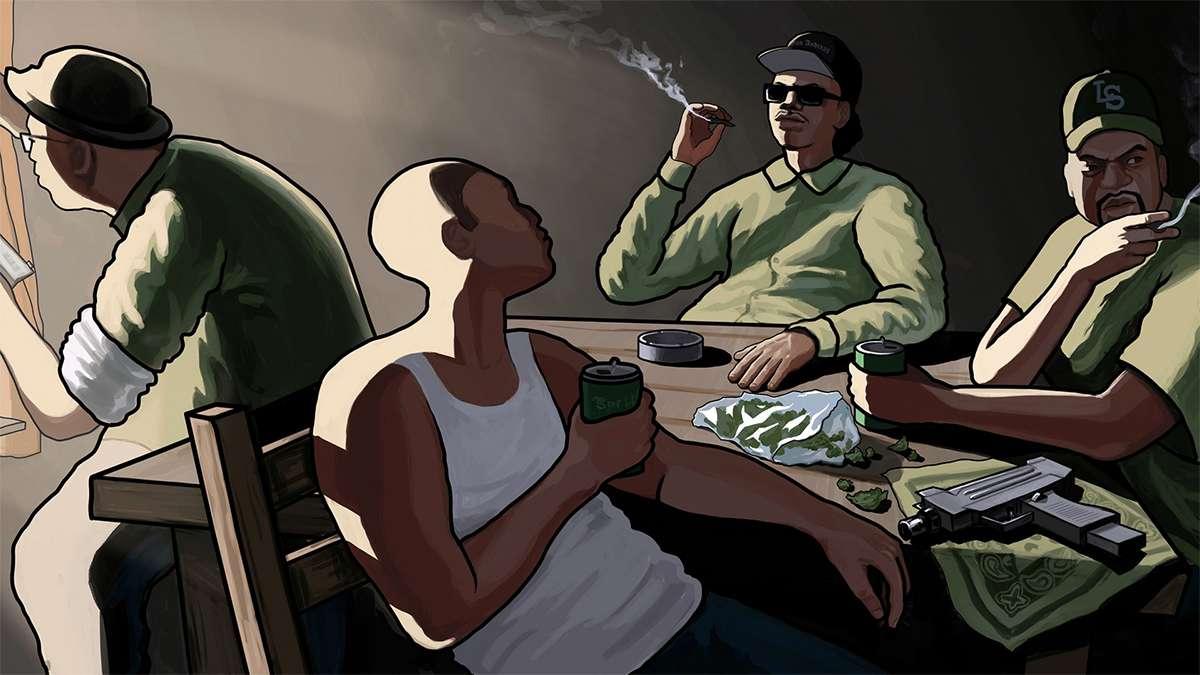 Grand Theft Auto. Возвращение в Сан-Андреас
