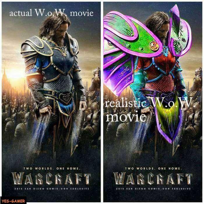 WoW Movie