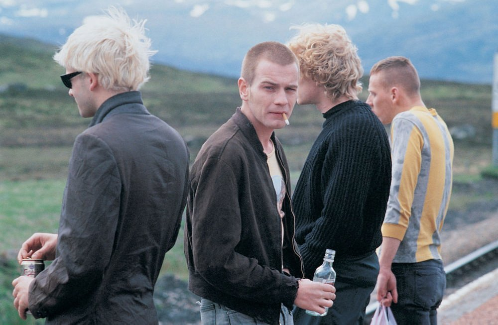 a passage taken from the film trainspotting essay Movie review: older, but not wiser, junkie punks from 'trainspotting' are back for a wild ride the passage of time can be a blessing for a film.
